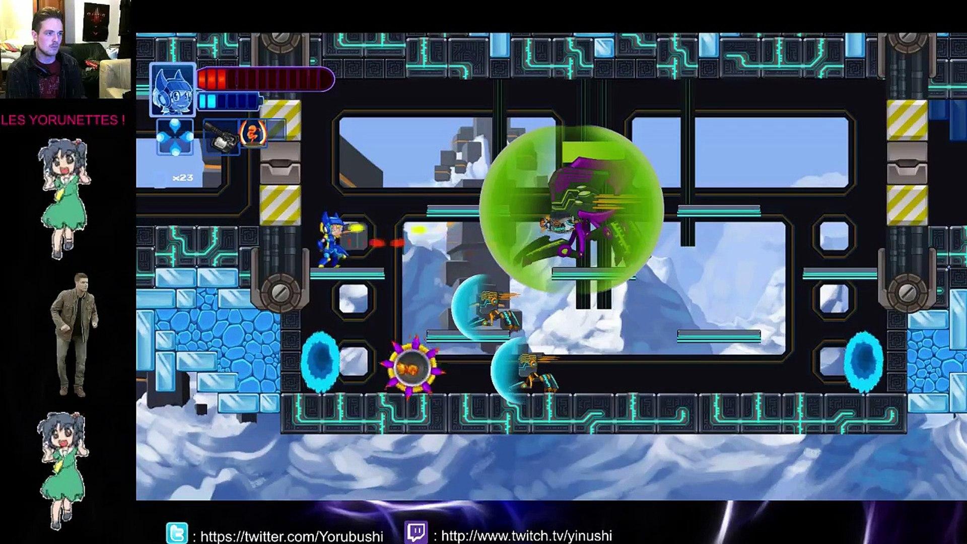 Yoru play :[PEGI18] Momodora III on retourne dans du HYPE après le HYPE ! HYPE ! (20/12/2014 00:06)