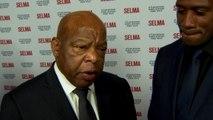 Civil Rights Legend Congressman John Lewis At 'Selma' Screening