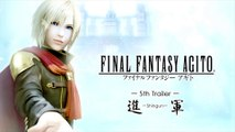 Final Fantasy Agito - Trailer Jump Festa 2015