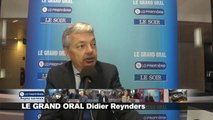 Le Grand Oral - Didier Reynders: « Que les présidents de parti gèrent leur parti , les bourgmestres leur ville, mais qu'ils laissent les ministres gérer le gouvernement »