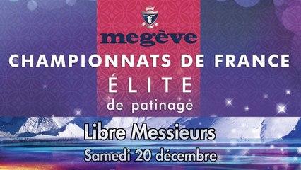 Replay - Elite Megève 2014 - Libre Messieurs