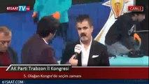 Ahmet Uğur Zihni - AK Parti 5. Olağan Kongre  - 61Saat Tv - 20.12.2014