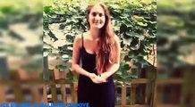 ALS Hastalarına Destek Veren Türk Kızları - Ice Bucket Chall