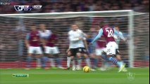 Aston Villa 1 – 1 Manchester United