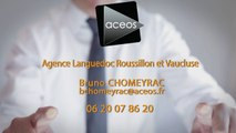 ACEOS Agence Lanquedoc Roussillon et Vaucluse