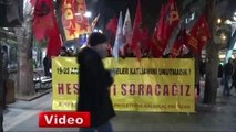 Hayata Dönüş' Operasyonu Protestosuna Polis Müdahalesi