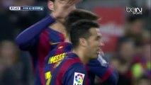 La lucarne et un doublé pour Lionel Messi / FC Barcelone 5-0 Cordoba