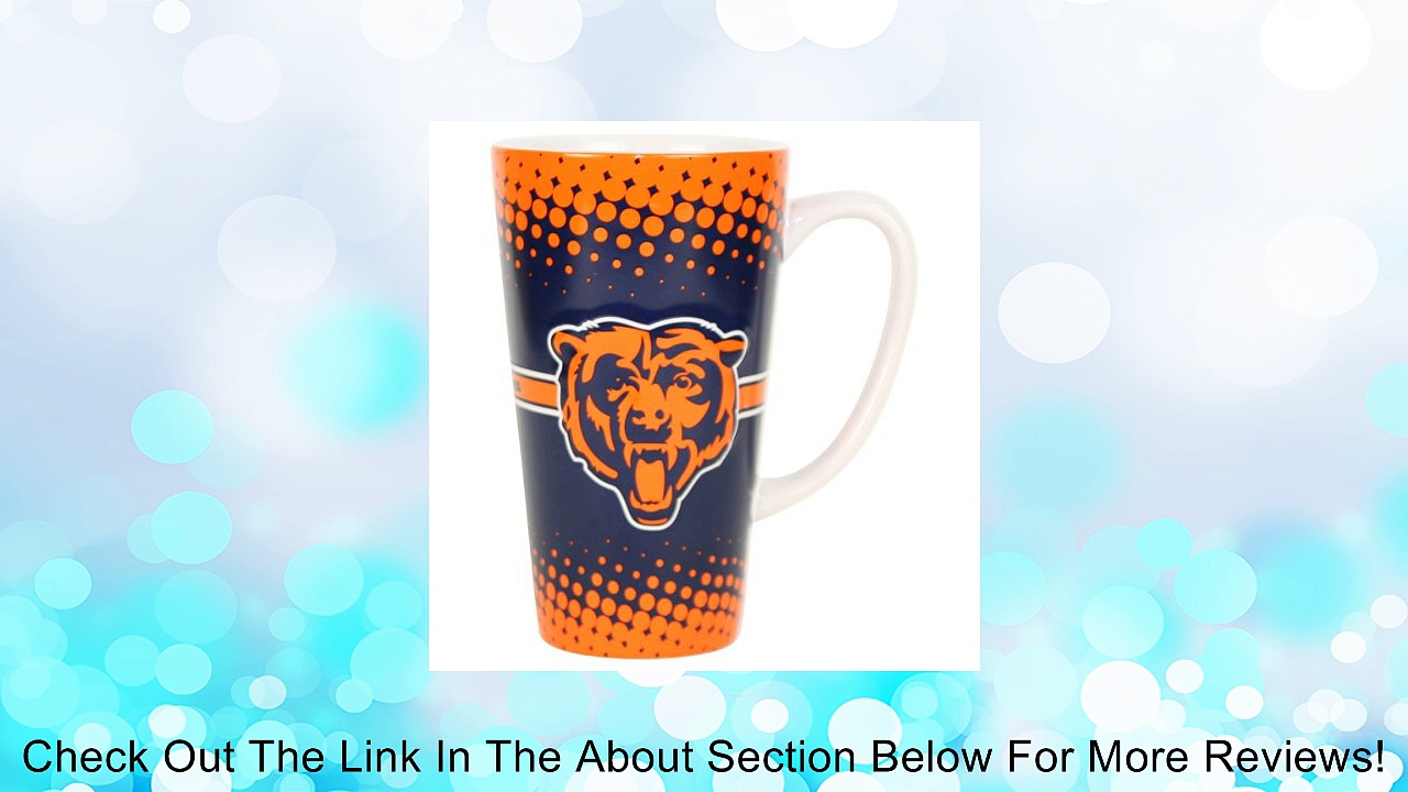 NFL 16oz Ceramic Latte Mug Review