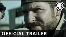 American Sniper Official Trailer #2 (2015) - Bradley Cooper Movie