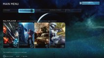 Halo The Master Chief Collection (Xbox One) Halo 2 Xbox Live Team Slayer Match #3 - Playing As A Spartan