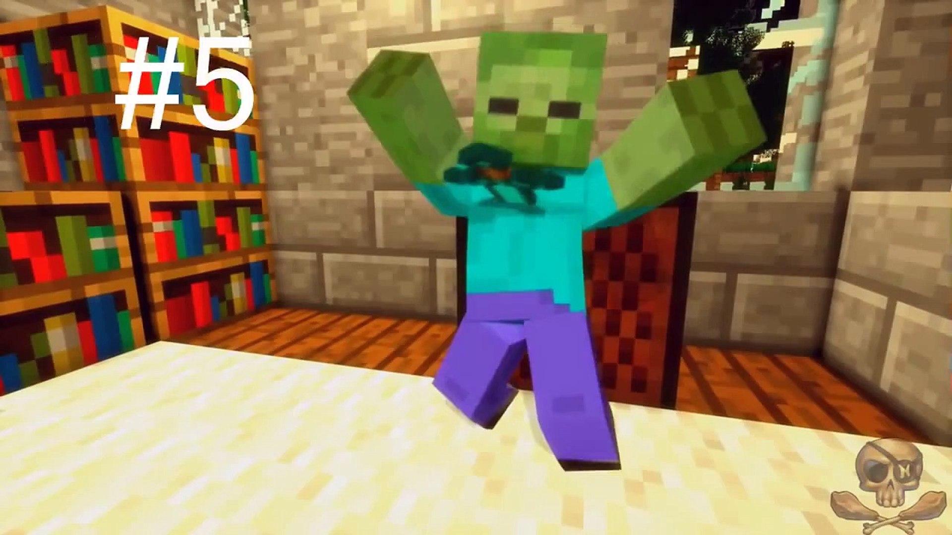 Top 10 Minecraft Songs/Parodies/Animations - Best Minecraft Song/Animation/Parody 2014!