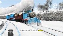 Thomas Le Petit Train Et Ses Amis * La Chasse Au Sapin *