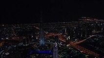 Water, Fire & Light Show 2015 Dubai Fire Works Burj Khalifa Light Show 2015