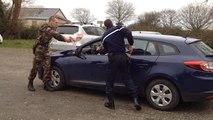 Les gendarmes réservistes en formation
