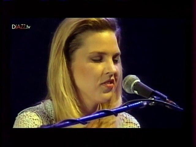 Diana Krall Trio - Montréal 1996