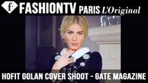 Hofit Golan Cover Shoot for Gate Magazine By Igor Fain - Part 1 | FashionTV
