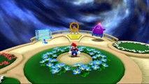 Super Mario Galaxy 2 - Monde 4 - Monde à l'envers : Ville et foret