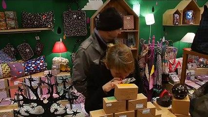 Ouverture des magasins à Nantes à Noel
