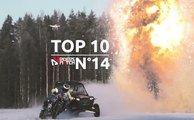 Top 10 Extreme Sports Videos N°14! DRIFT, STUNT, DANCE, SKI, MTB, SKATE, SURF,  BASE JUMP, BMX, SNOWBOARD, KAYAK