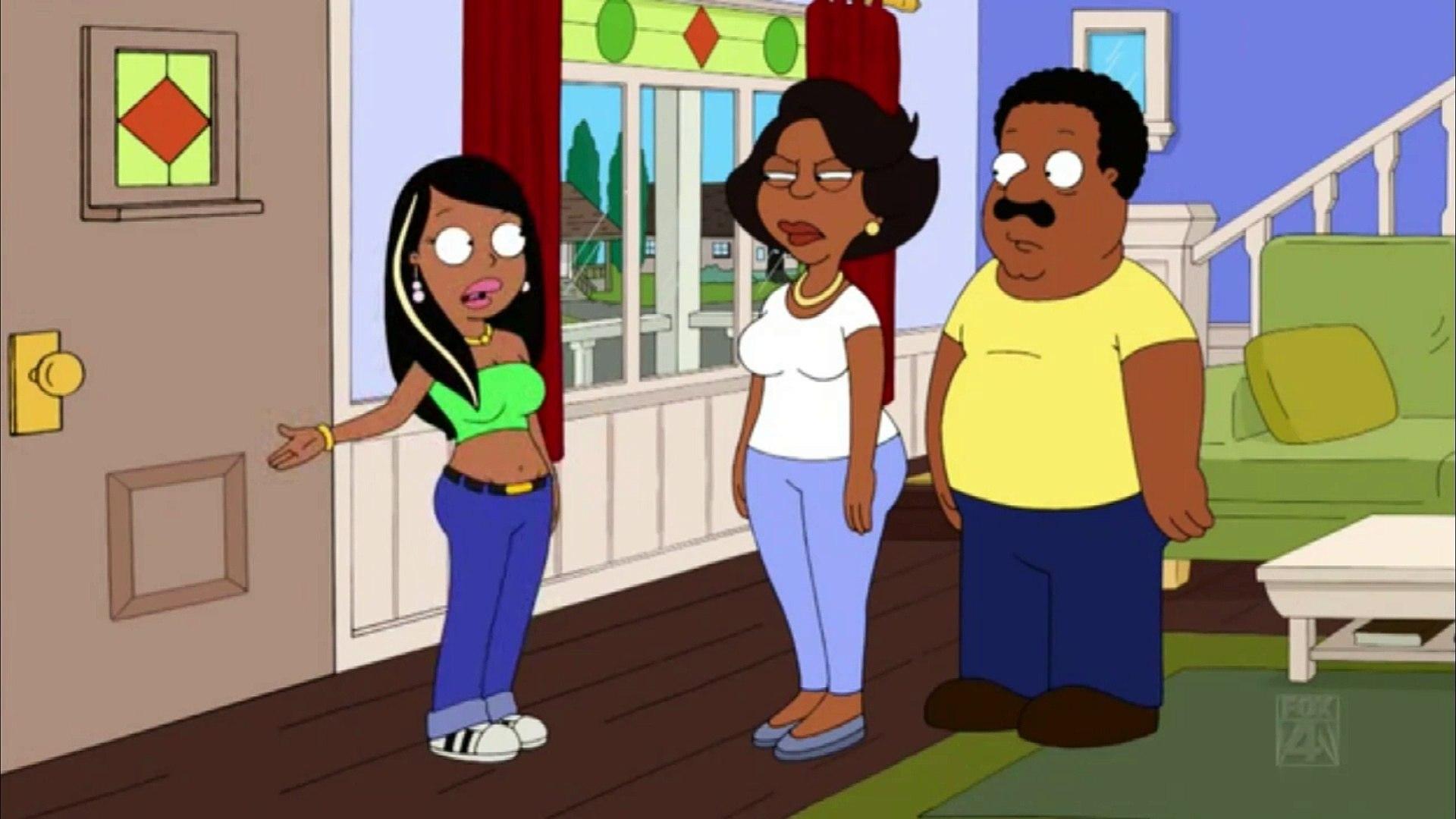 The Cleveland Show S01E01 Clip#1.