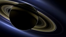 Pale Blue Dot - Carl Sagan:  Another Look From Saturn With Carl Sagan and his famous speech