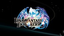 Final Fantasy Explorers - Trailer Jump Festa 2015