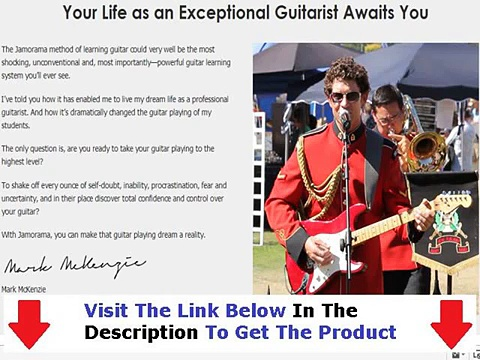 Jamorama The Ultimate Guitar Learning Kit Bonus + Discount