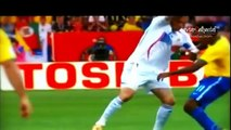 Football - Dribbling skills,styles and GOALS on football ground WW