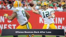 Oates: Packers Rebound Into Playoffs