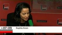 """Le Billet de Sophia Aram : """"Amour, gloire et UMP"""""""