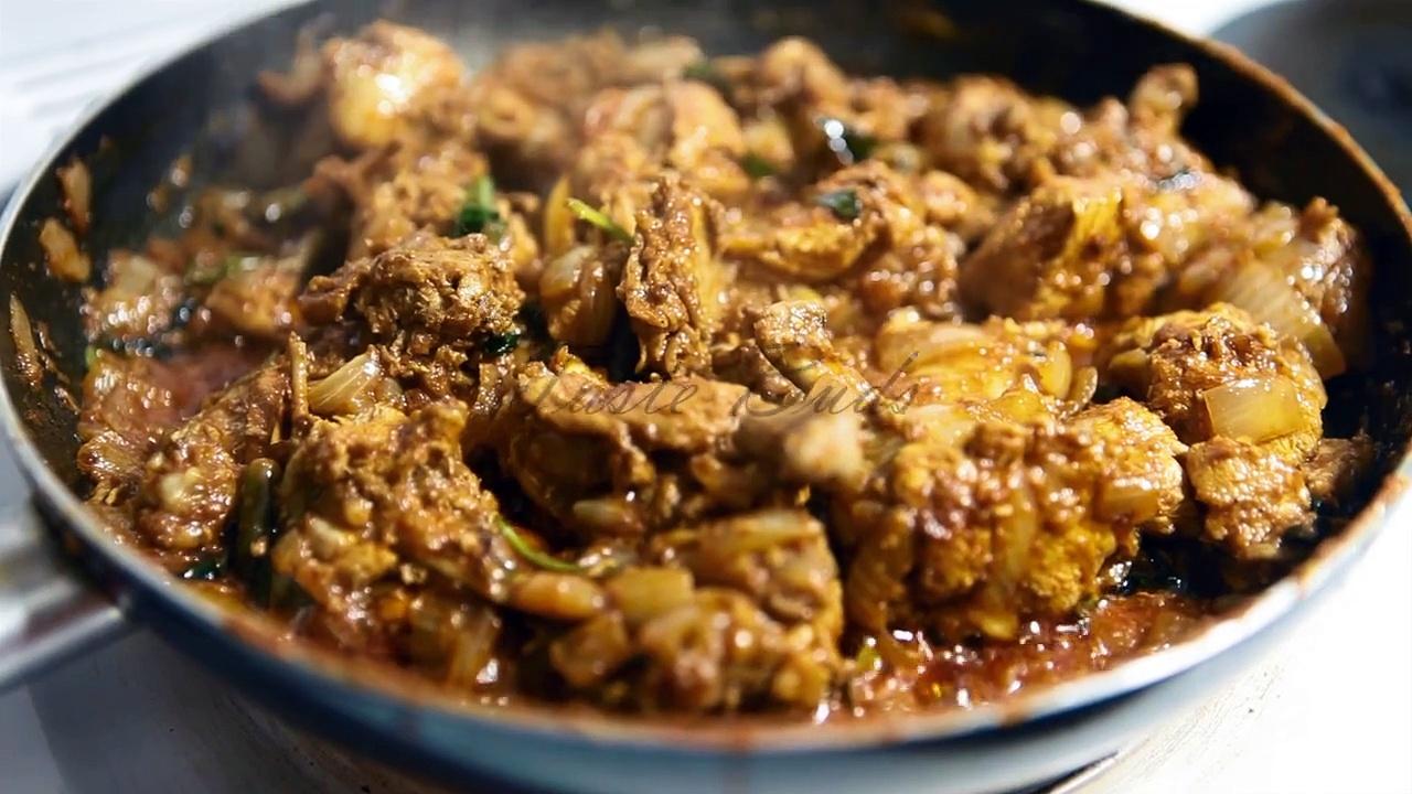 Chicken Fry – Chicken Vepudu