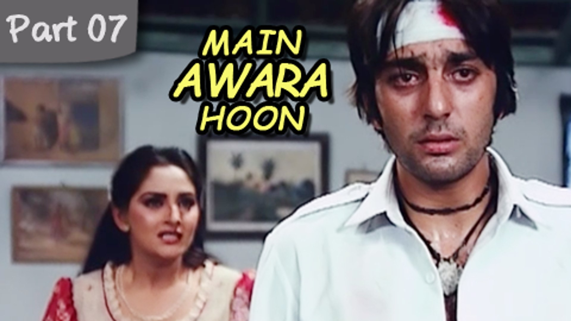 Main Awara Hoon - Part 07/11 - Super Hit Classic Movie - Sanjay Dutt, Jayapradha