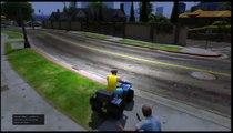 GTA 5 Insane Stunts & Races! - GTA 5 Online Funny Moments (GTA V Funny Games & Deaths)