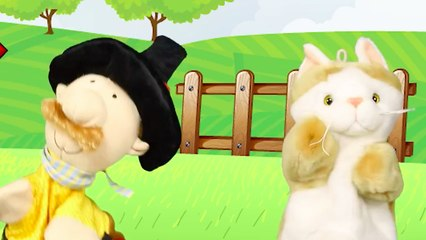 Kuklalarla Ali Baba'nın Çiftliği Şarkısı