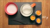 Réussir sa crème anglaise, la recette de base de Cuisine et Vins de France