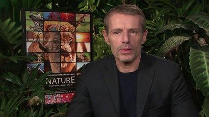 Interview de Lambert Wilson pour la sortie du film Nature