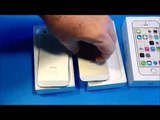 Unboxing & Review New Apple Factory Unlocked ~ 32gb Gold Apple Iphone Five 5 S u
