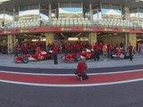 Visite des Ferrari Finali Mondiali avec Sport Auto