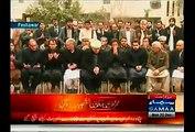 Imran Khan Reaches Martyr Principle Home Peshawar For Condolences