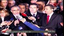 Mohsen Marzouk  Les indicateurs que nous avons indiquent une victoire de Béji Caïd Essebsi