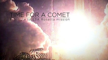 Rosetta - Time for a comet