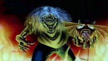 Iron Maiden - The Number Of The Beast (Visions Of The Beast)