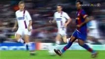 Ronaldinho Skills And Goals Barcelona FC ►