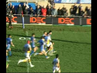 Rugby Pro D2 Colomiers Albi