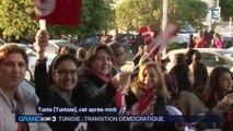 Béji Caïd Essebsi remporte l'élection libre en Tunisie