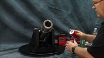 Part-2 Black Powder Billiard ball Cannon Overview | Coaches Club Cannons - (385) 312-0811