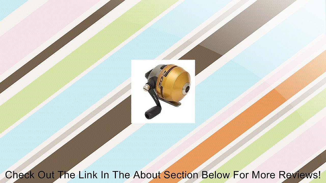 Zebco 202 Spincast Reel Bulk 10lb/110 202KR Review