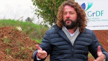 Interview de Laurent BEAUGIRAUD PDG de MAISON VISION et VILLA SOLEIL sur France Bleu Drôme Ardèche