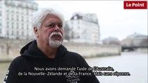 Sea Shepherd : Le Capitaine Paul Watson lance un appel à l'aide à la France