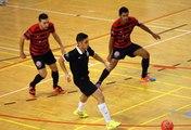 D1 Futsal - Journée 13 - Echirolles - Toulon : 3-7, les buts !